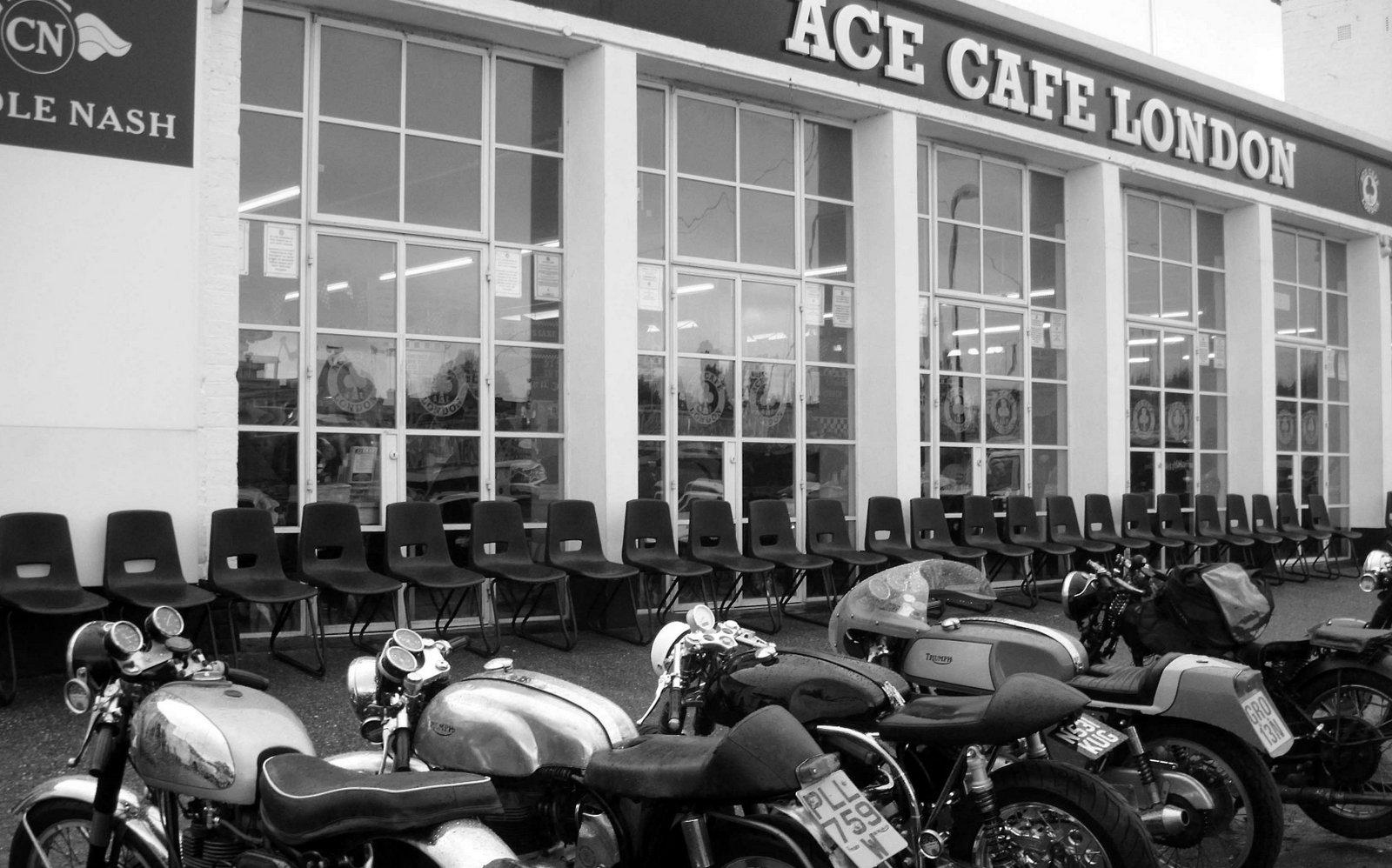Ace Racer Cafe London