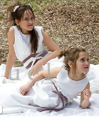 Caquel - Kleider Erstkommunion