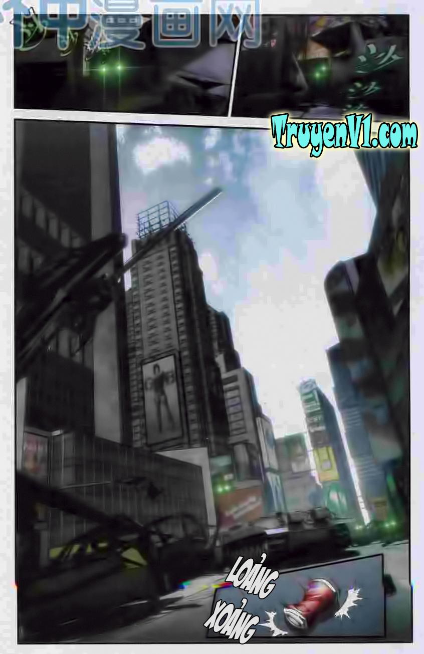 a3manga.com Kinh Tủng Lạc Viên Chap 4
