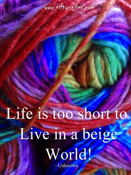 Yarn Inspiration Memes http://www.niftynnifer.com/2014/12/yarn-inspiration-memes.html #Crochet #Meme #Inspiration #Inspire