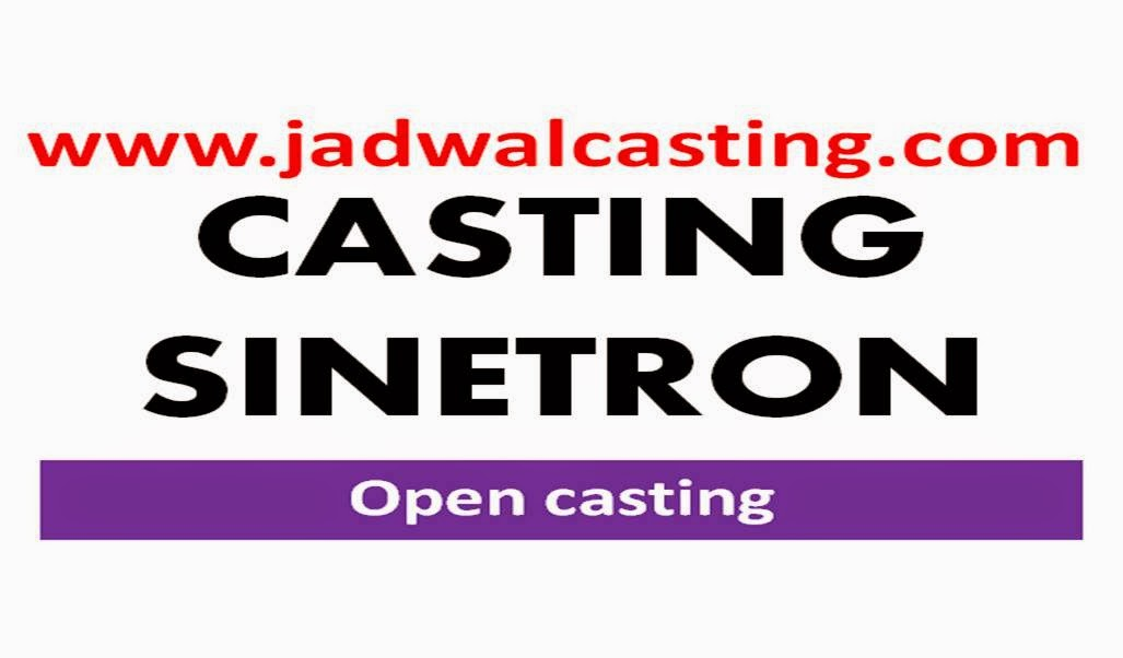 info casting sinetron