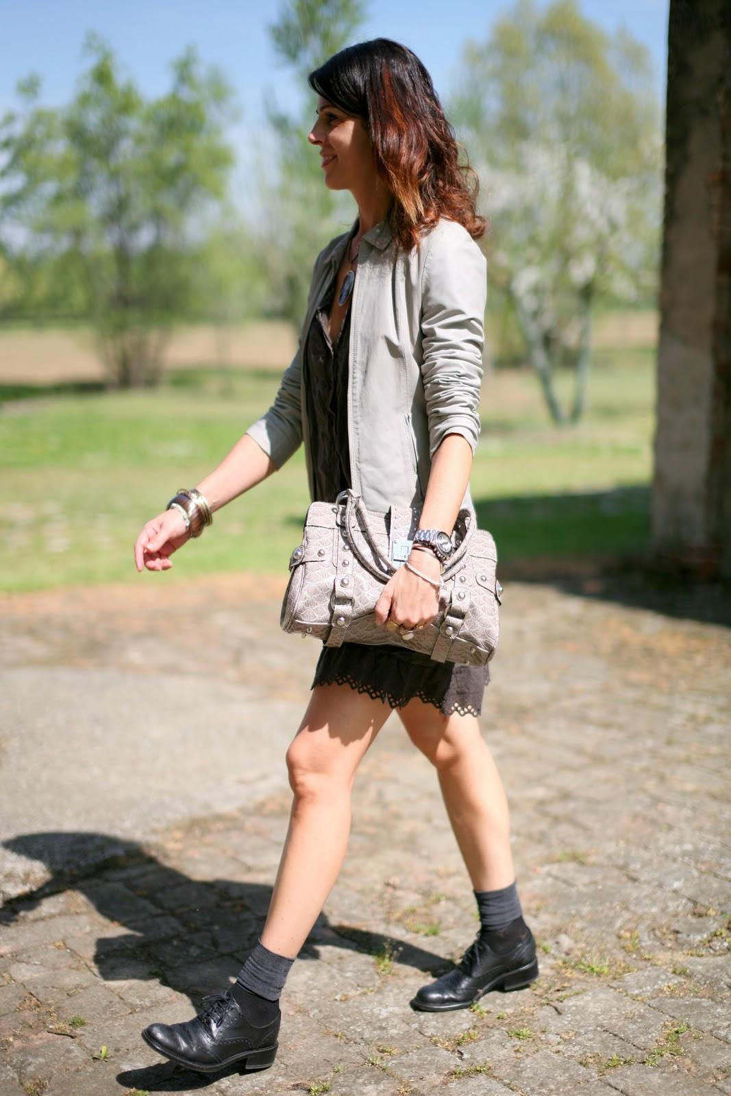 Oxford Shoes 2011 Trend Fashion Allure