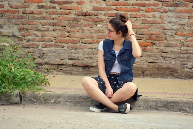 summer outfit, fashion blogger argentina, fashion blogger, ootd