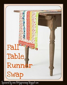 Table Runner Swap