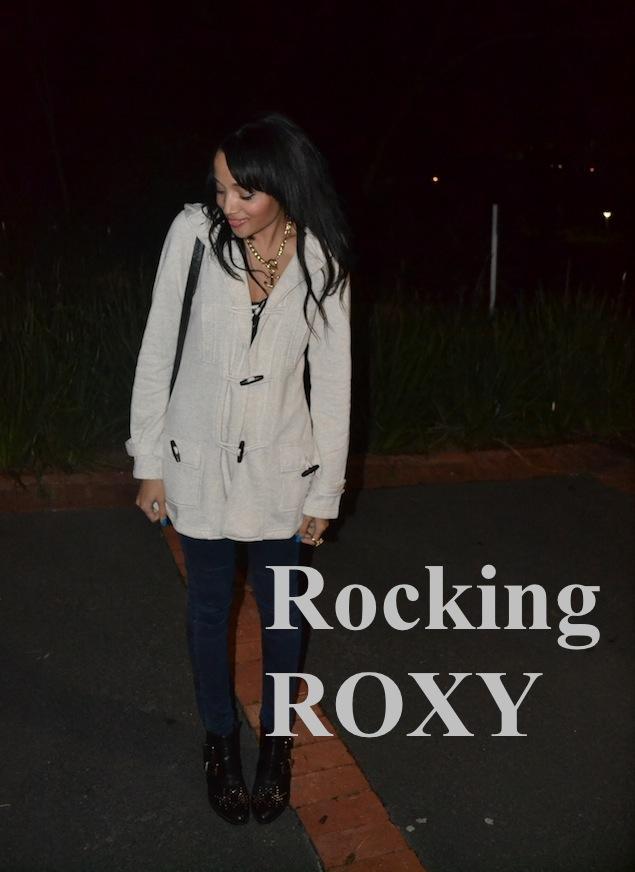 Rocking ROXY OOTD