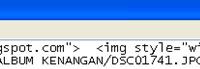 Cara Membuat banner dengan Tag HTML
