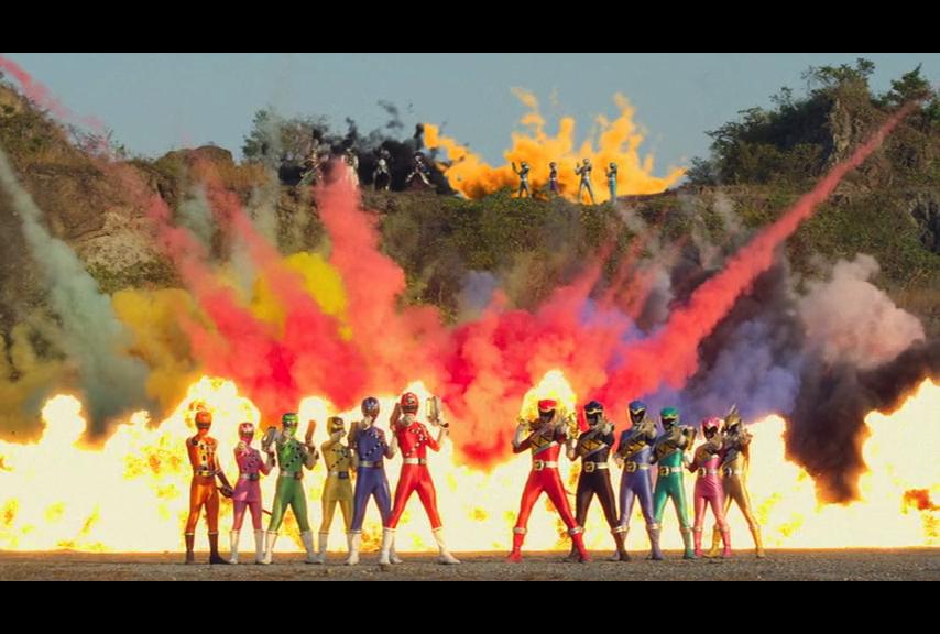 Ressha Sentai ToQger vs Kyoryuger