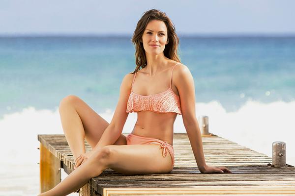 bikinis y bañadores mujer de Carrefour