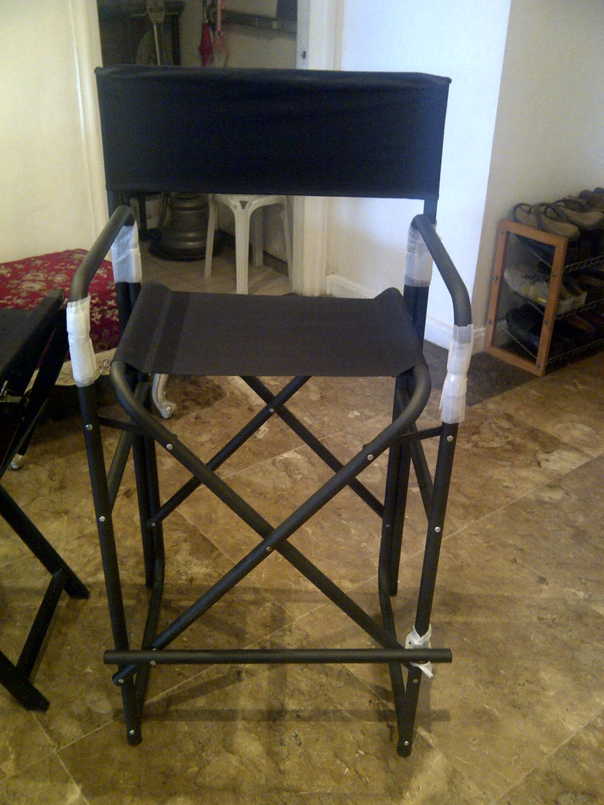 My new make up chair!!!
