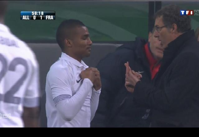 22 Allemagne France vidéo but Malouda (0 2)