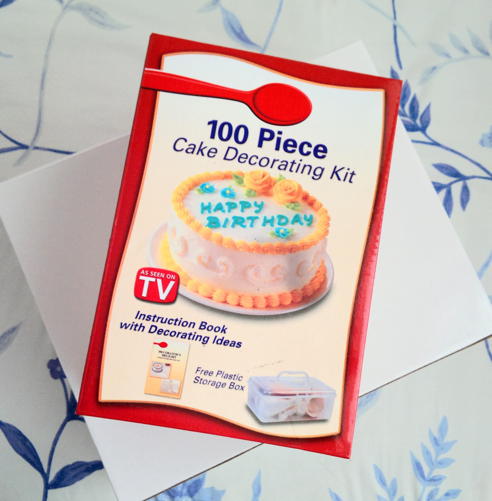 Cake Decorating Kit Groupon : Mille Feuille: Online Post Christmas Shopping