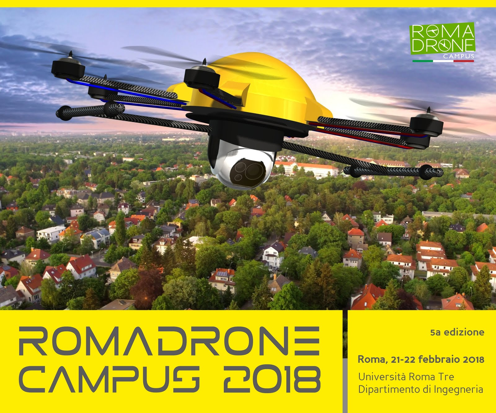 $title=0 RomaDrone