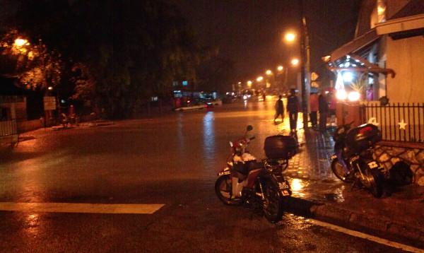 Gambar Banjir Di Sekitar Kuala Lumpur (KL) Dan Selangor | 7 Mac 2012