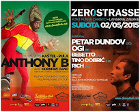ANTHONY B AND BONFIRE BAND + ZEROSTRASSE PARTY!