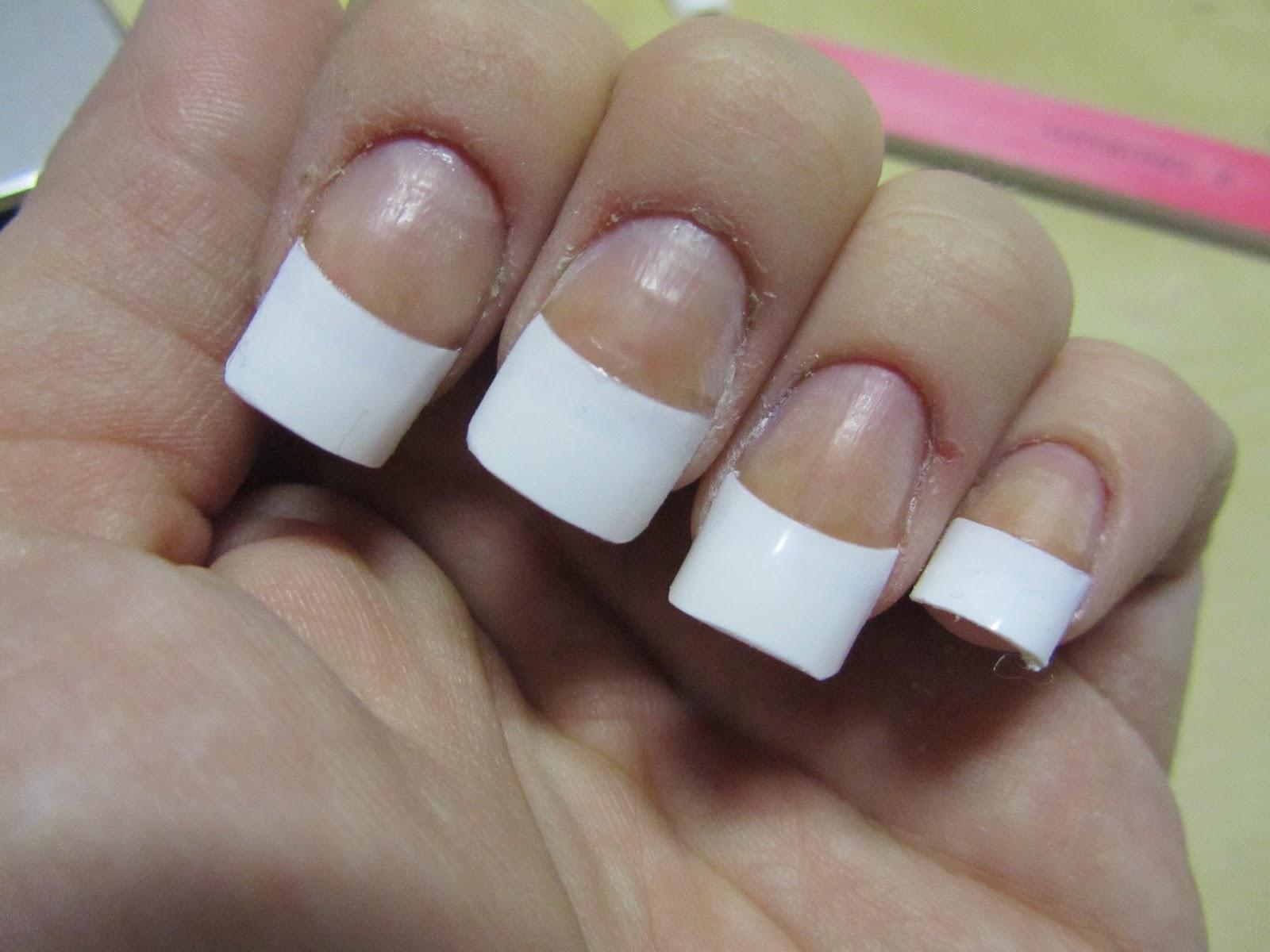 gel för naglar