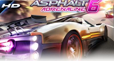 Asphalt 6: Adrenaline Full Apk