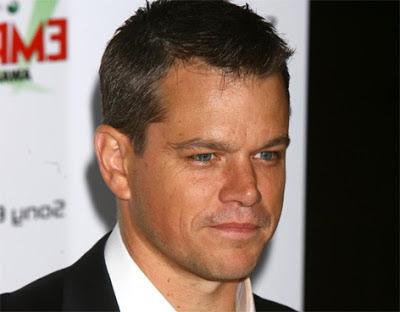 Curiosidades de Matt Damon parte 1