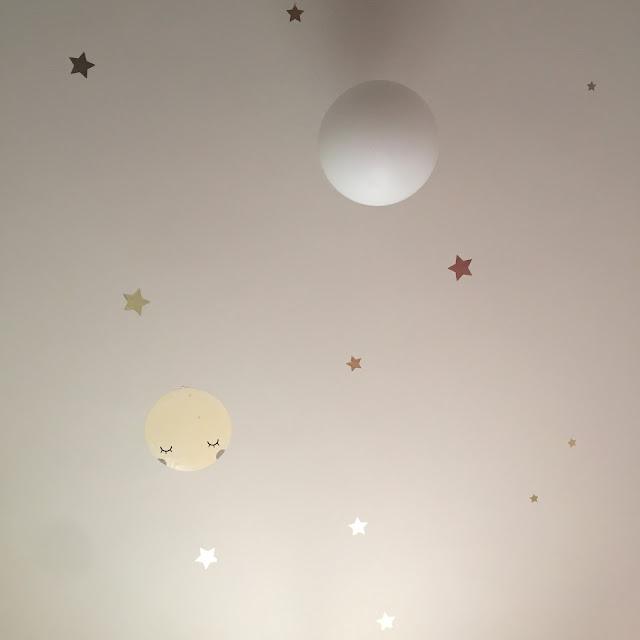 Estrelas e lua H&M Home