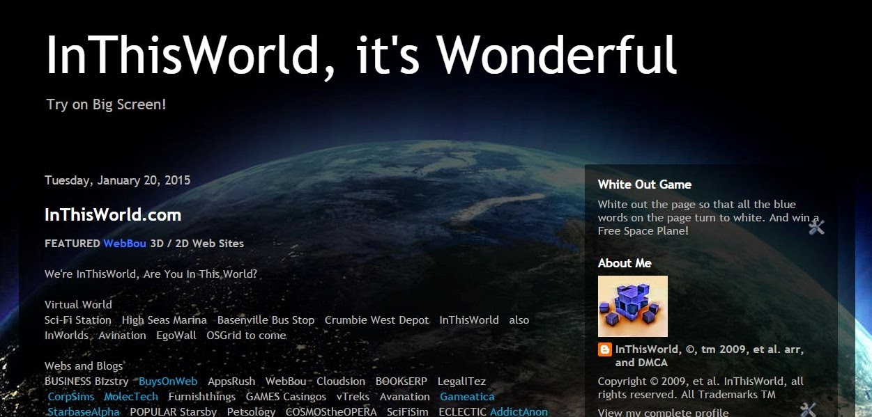 InThisWorld.com