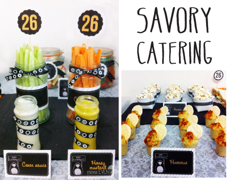 savory carering