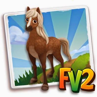 Bankerchestnut horse farmville 2 for Farmville horse