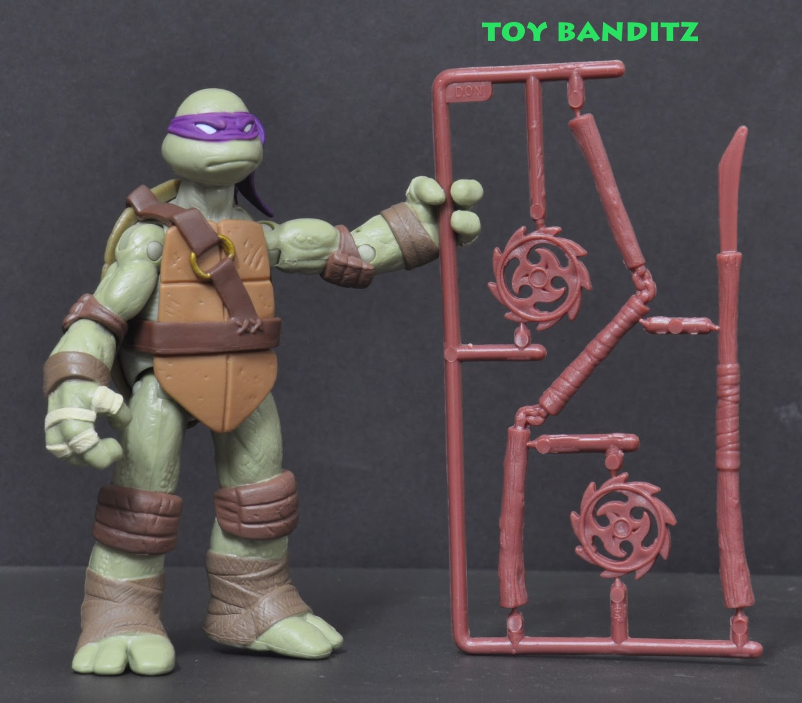 Teenage mutant ninja turtles nickelodeon donatello toy - photo#25