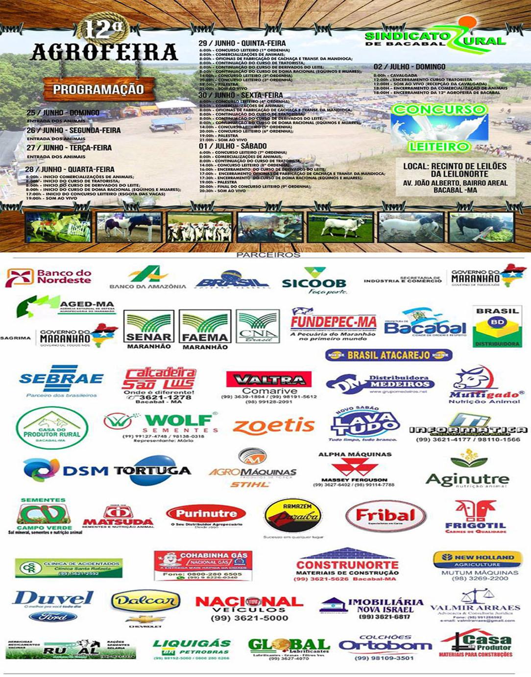 AGROFEIRA 2017