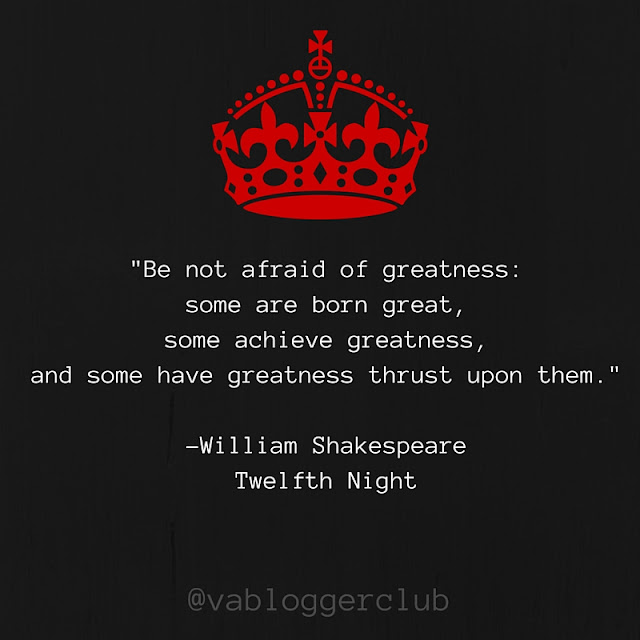 Daily Dose of Motivation: Greatness