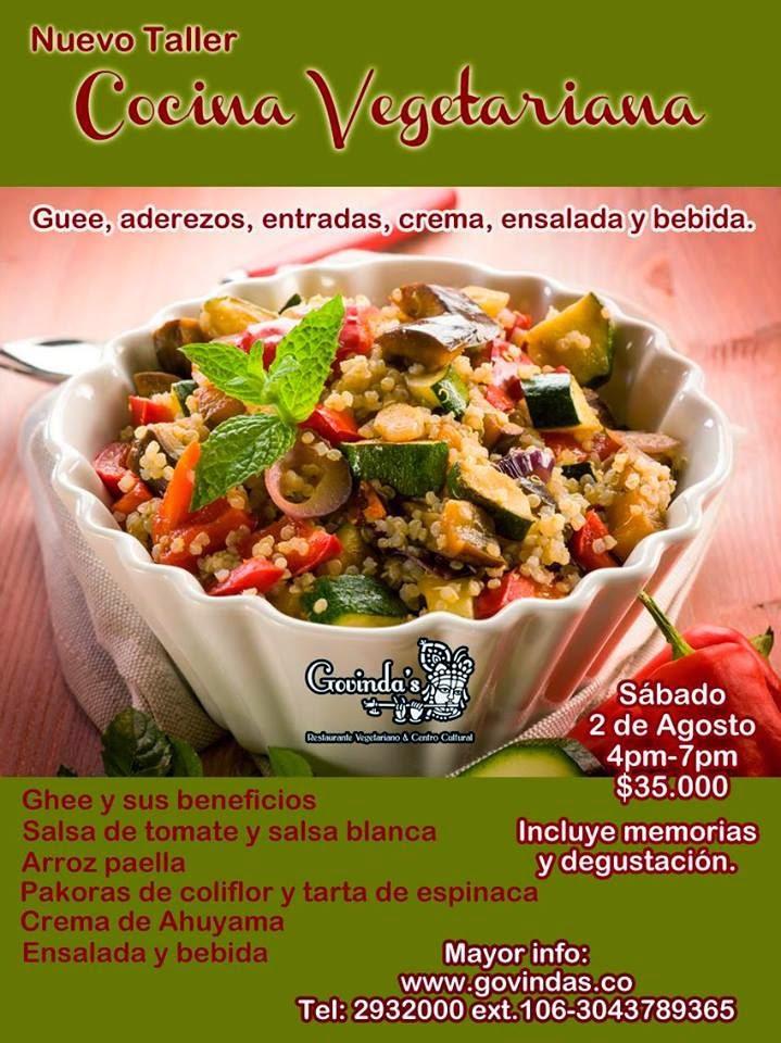 Escuela de activismo govindas restaurante vegetariano y - Escuela de cocina vegetariana ...