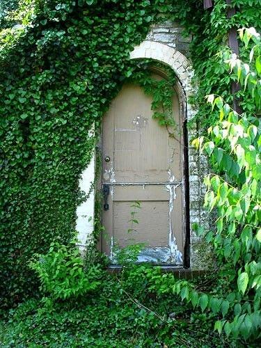 Lexington (Kentucky): la misteriosa porta della vecchia casa di pietra