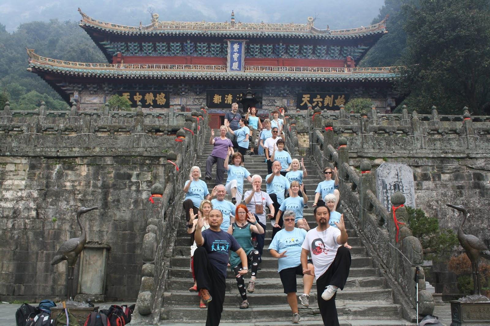 Tai Chi y Cultura en China