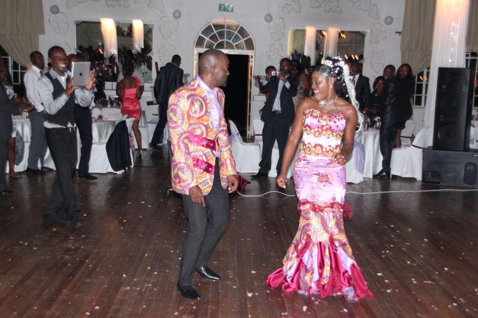Extrêmement Modèle pagne africain pour mariage - couture et peripeties AN28