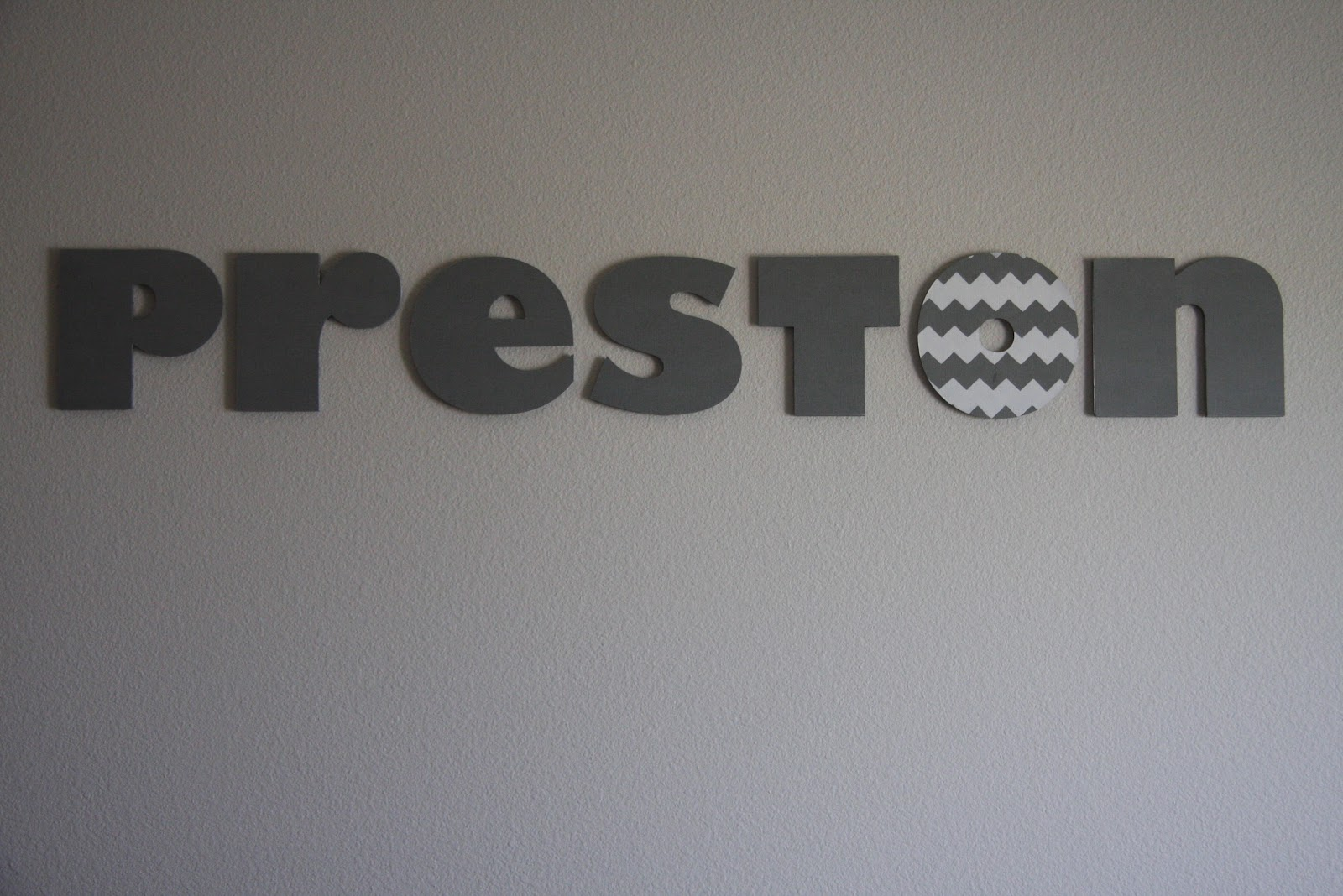 Later gator crafts diy wall letters for Homemade wall letters