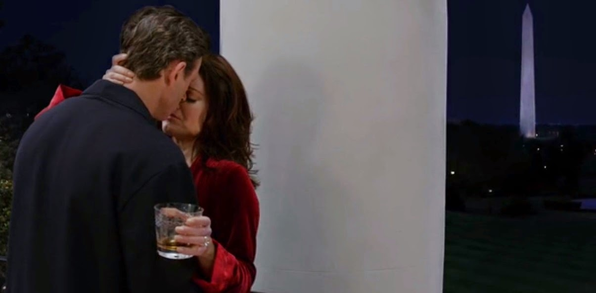 Scandal 4x11 Where's the Black Lady? Fitz y Mellie