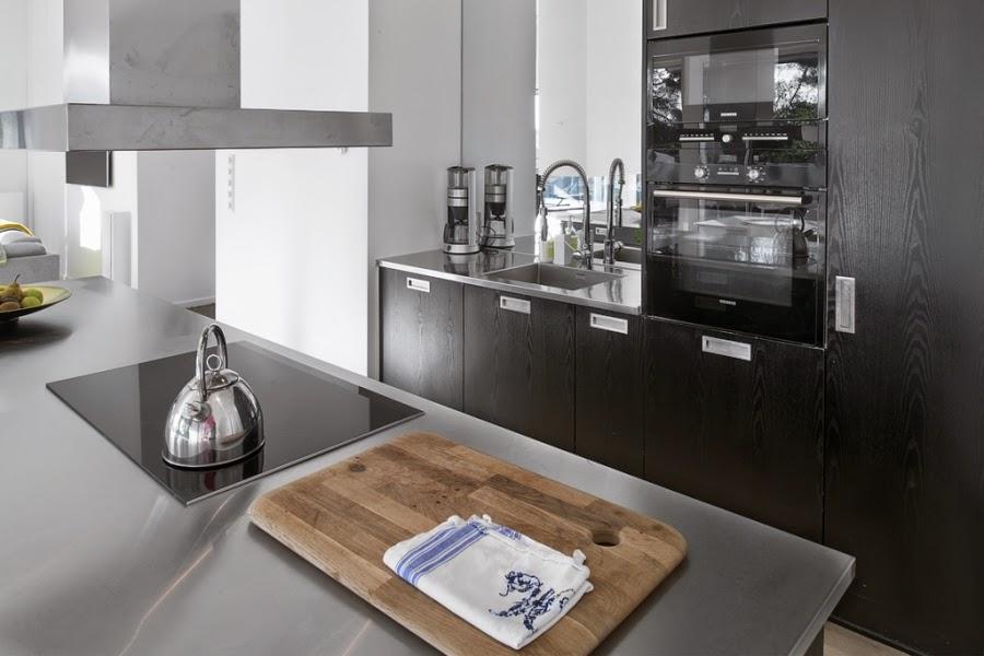 wystrój wnętrz, wnętrza, home decor, styl nowoczesny, nowoczesne wnętrza, białe wnętrza, kuchnia, blat