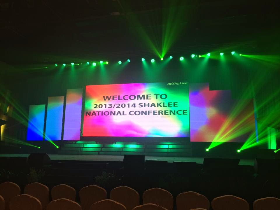 national conference shaklee 2013/2014
