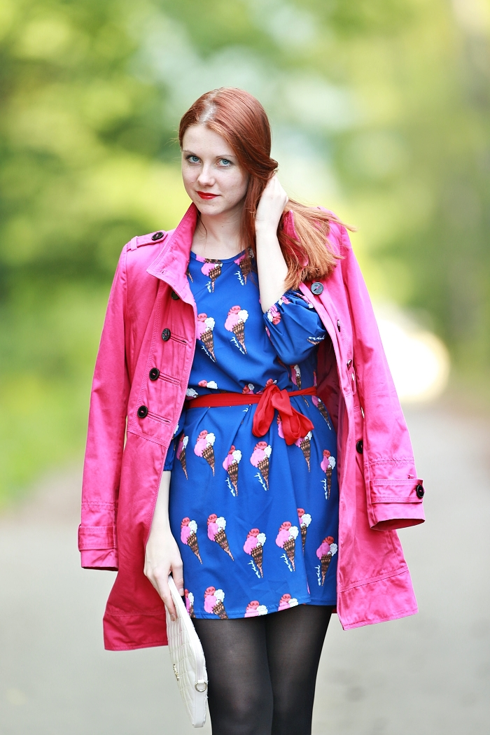 lucie srbová, česká blogerka, módní blog, blog o móde, časopis cosmopolitan