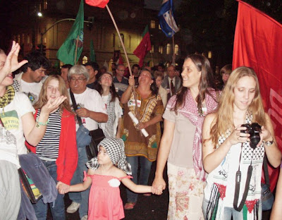 Ato histórico em São Paulo pelo Estado da Palestina Já - foto 49