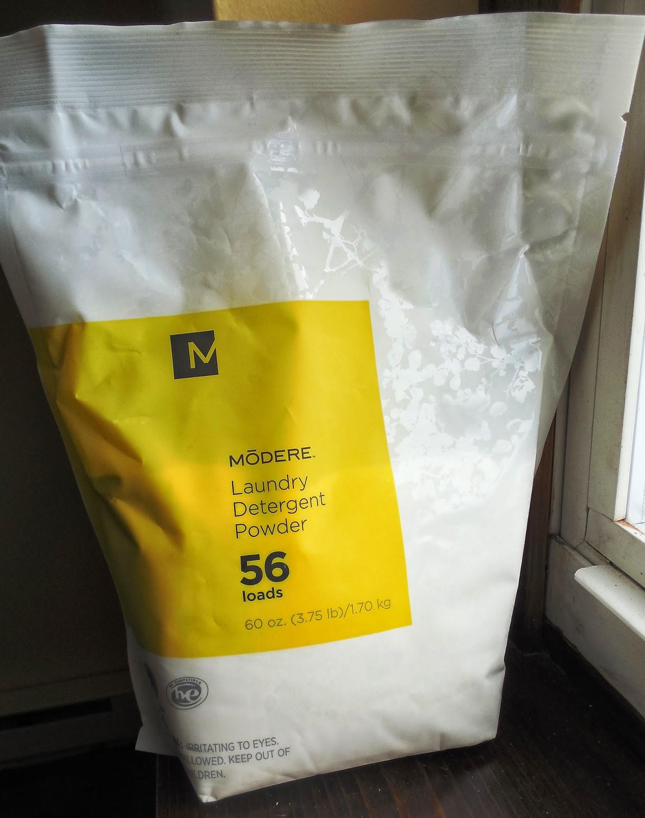 Modere Laundry Detergent Powder