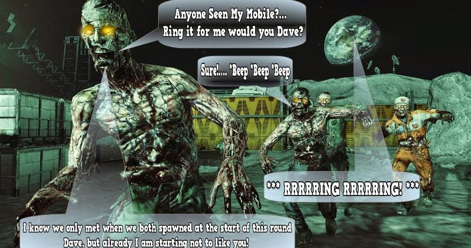 Zombified call of duty zombie map layouts secrets for Table zombies pdf