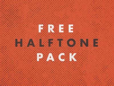Free Halftone Pack