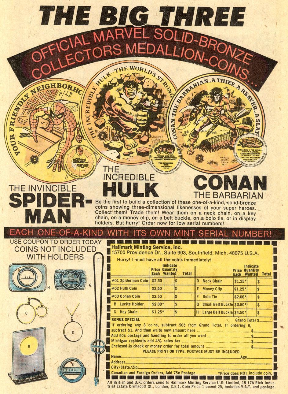 Conan the Barbarian (1970) Issue #39 #51 - English 22