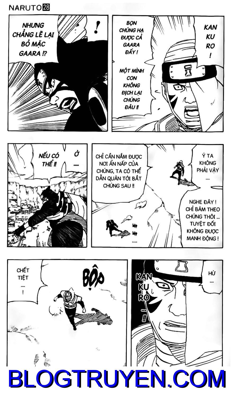 Naruto chap 250 Trang 3 - Mangak.info