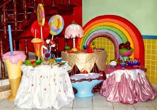 Imagens de Decoração de Festa a Fantasia