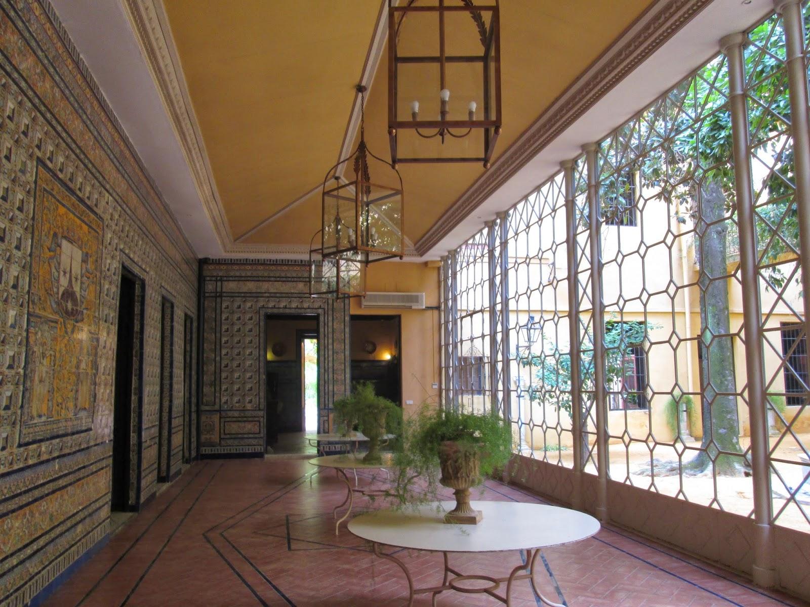 Declaraci n de intenciones el palacio de la condesa de lebrija - Apartamentos los angeles sevilla ...