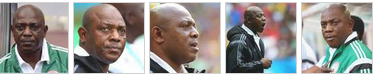 Stephen Keshi  sacked as Nigeria Coach