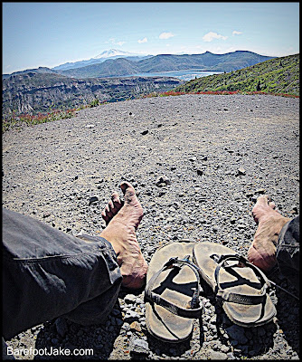 Boundary Trail footwear