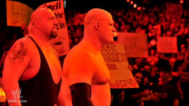 WWE Raw 3/28/11 Results