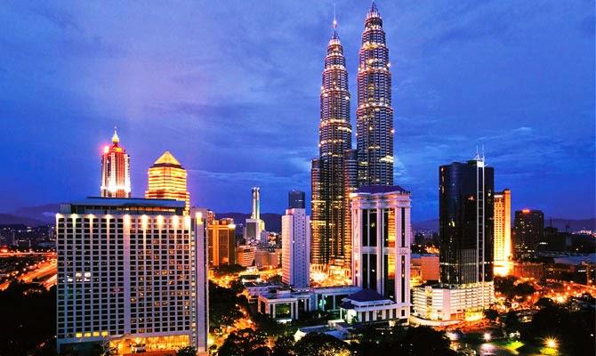 Malaysia ranked 10th
