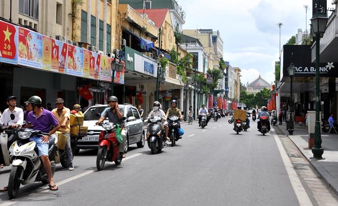 best streets in Hanoi Old Quarter